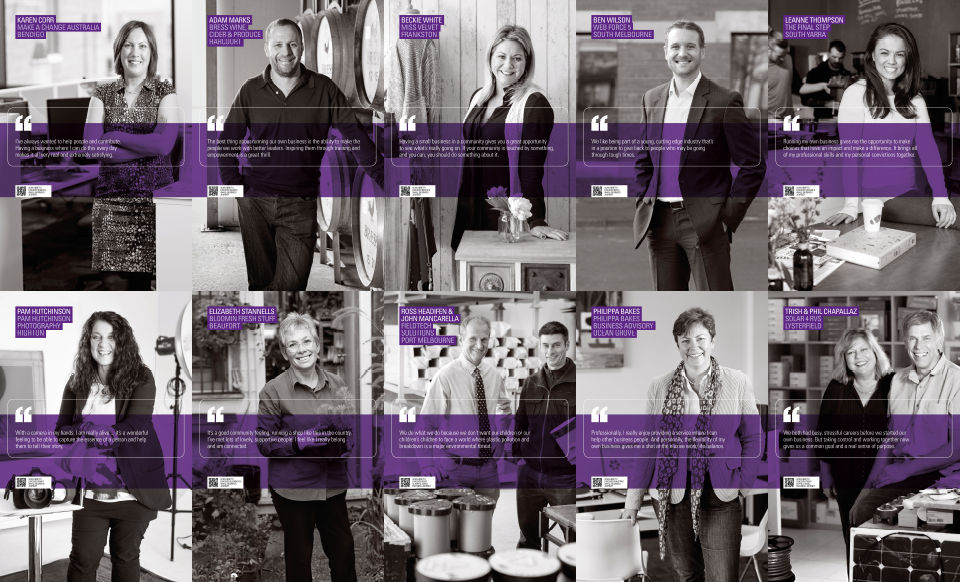 Faces of Small Business 2015