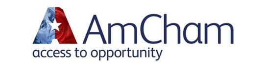 American Chamber of Commerce logo