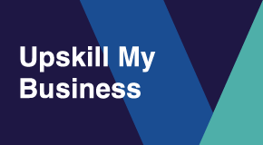Upskill My Business logo